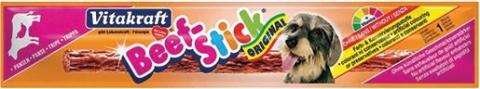 Лакомство для собак - Beef Stick (с желудочками) 12g