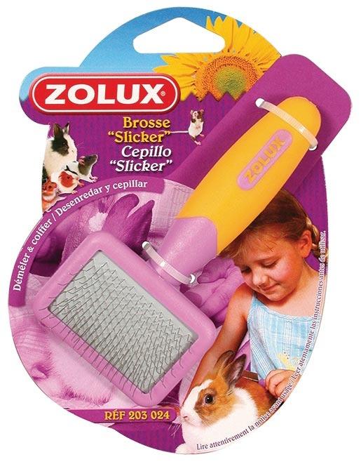Ķemme grauzējiem - Zolux Slicken
