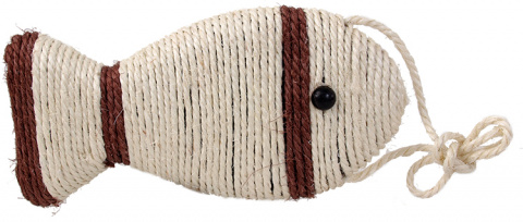 Когтеточка - MAGIC CAT Fish 25*12.7*3.8cm title=