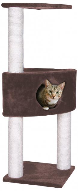 Mājiņa kaķiem - Irena 103 cm, brūna