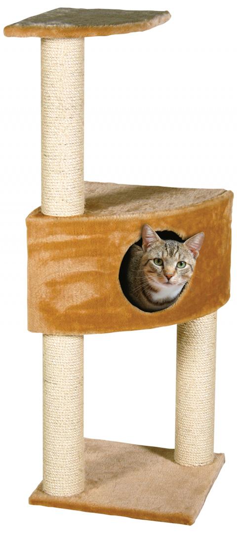 Mājiņa kaķiem - Irena 103 cm, bēša title=