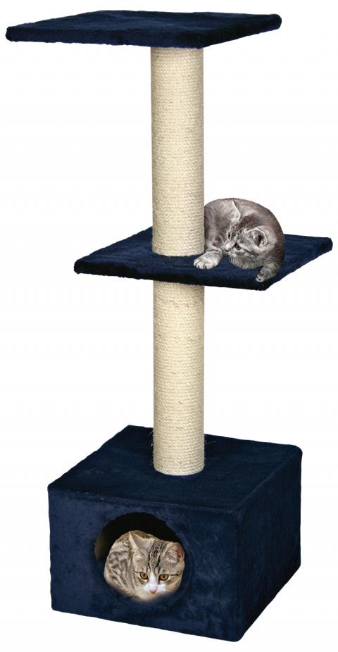 Mājiņa kaķiem - Magic Cat Alexia 109 cm, zila