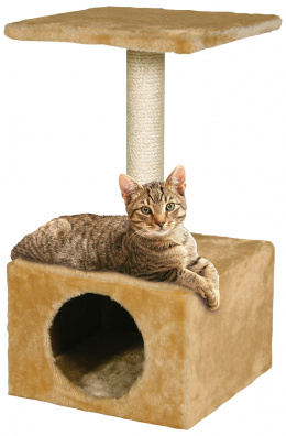 Mājiņa kaķiem – Magic Cat Hedvika 56 cm, Beige