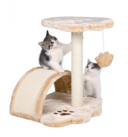 """Домик для кошек - """"Vitoria"""" 50cm (бежевый)"""