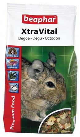 Barība degu - XtraVital Degu, 0.5 kg