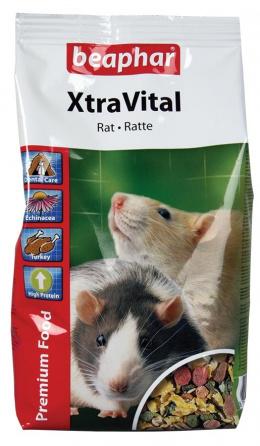 Barība žurkām - XtraVital Rat 0.5kg