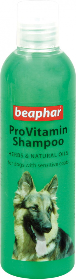 Šampūns suņiem - Beaphar ProVitamin Shampoo Herbal 250ml