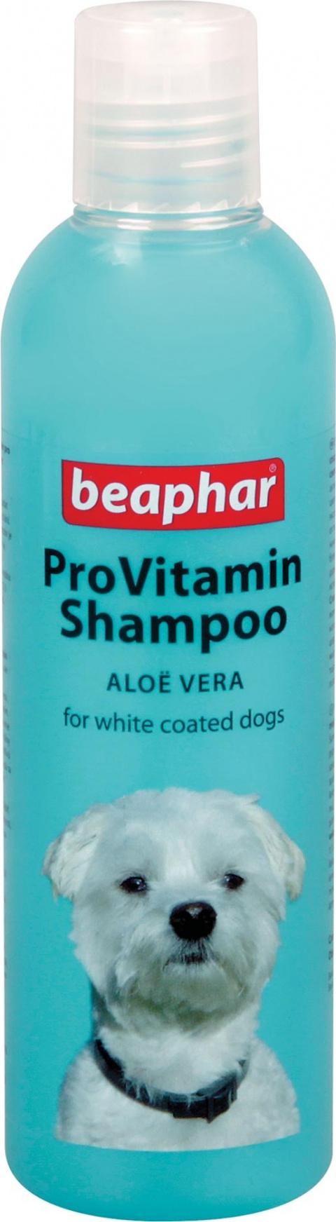 Šampūns suņiem - Beaphar ProVitamin Shampoo white, 250 ml