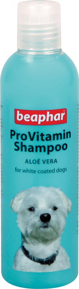 Šampūns suņiem - Beaphar ProVitamin Shampoo white 250ml