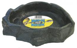Миска для террариума - ZOO MED Repti Rock, 28*18 см