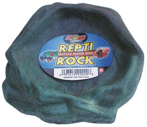 Bļoda terārijam - ZOO MED Repti Rock Medium 16*11 cm