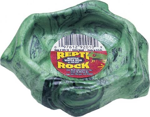 Миска для террариума - ZOO MED Repti Rock, 10*9 см title=