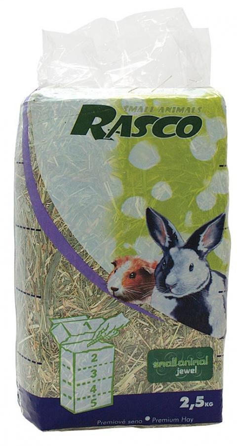 Сено - Rasco Compact, 2.5 кг title=