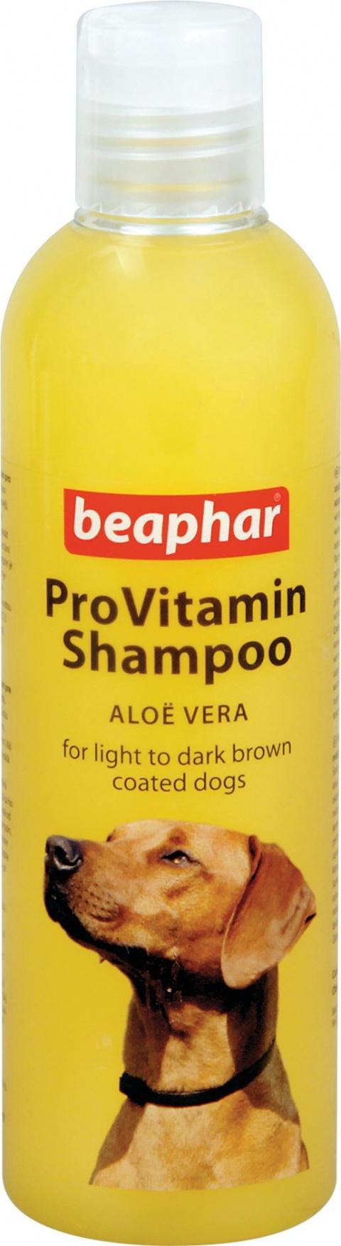 Шампунь для собак - Beaphar ProVitamin Shampoo Gold, 250 мл title=