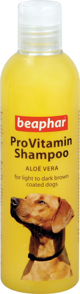 Шампунь для собак - Beaphar ProVitamin Shampoo Gold, 250 мл