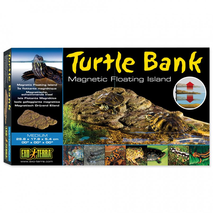 Dekors terārijam - ExoTerra Turtle Island medium
