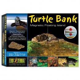 Декор для террариума - ExoTerra Turtle Island small