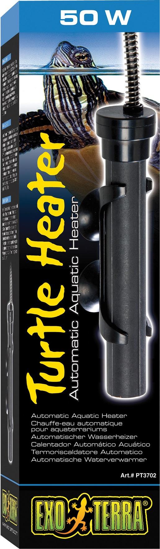 Аксессуары для террариев - ExoTerra Turtle Heater 50W