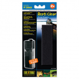 Наполнитель террариумных фильтров - EXO TERRA Soft Foam for ExoTerra Repti Clear F350