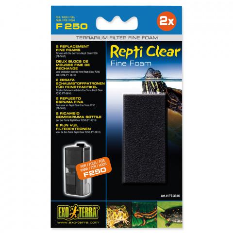 Наполнитель террариумных фильтров - Soft Foam for Exo Terra Repti Clear F250