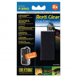 Terārija filtru pildījums - Soft Foam for Exo Terra Repti Clear F250