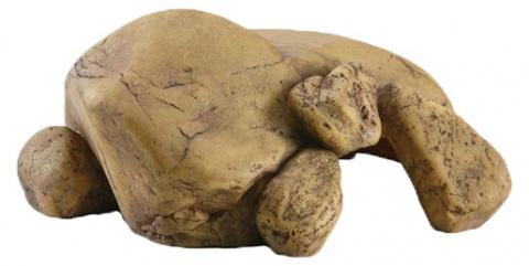 Dekors terārijam - ExoTerra Reptile Cave medium, 24*18*10cm