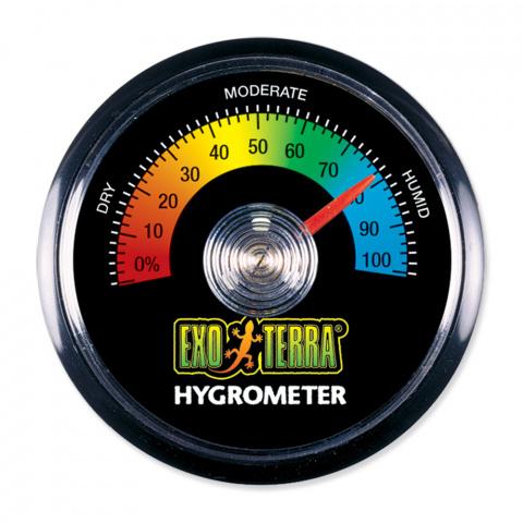 Гидрометр для террариума - ExoTerra Rept-O-Meter title=