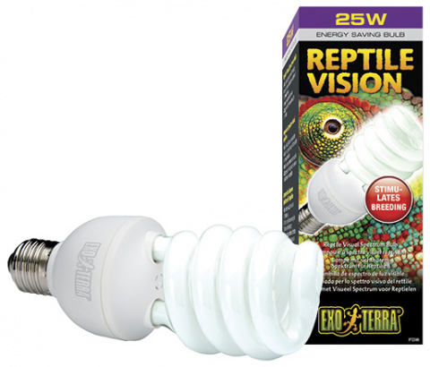 Лампа для террариума - EXO TERRA Reptile Vision (26W) title=