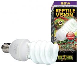 Лампа для террариума - EXO TERRA Reptile Vision (26W)