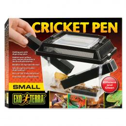 Terārijs circeņiem - ExoTerra Cricket Pen, S