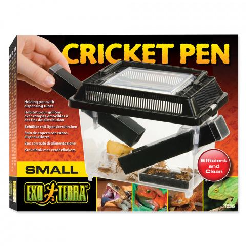 Террариум для сверчков - ExoTerra Cricket Pen, S title=