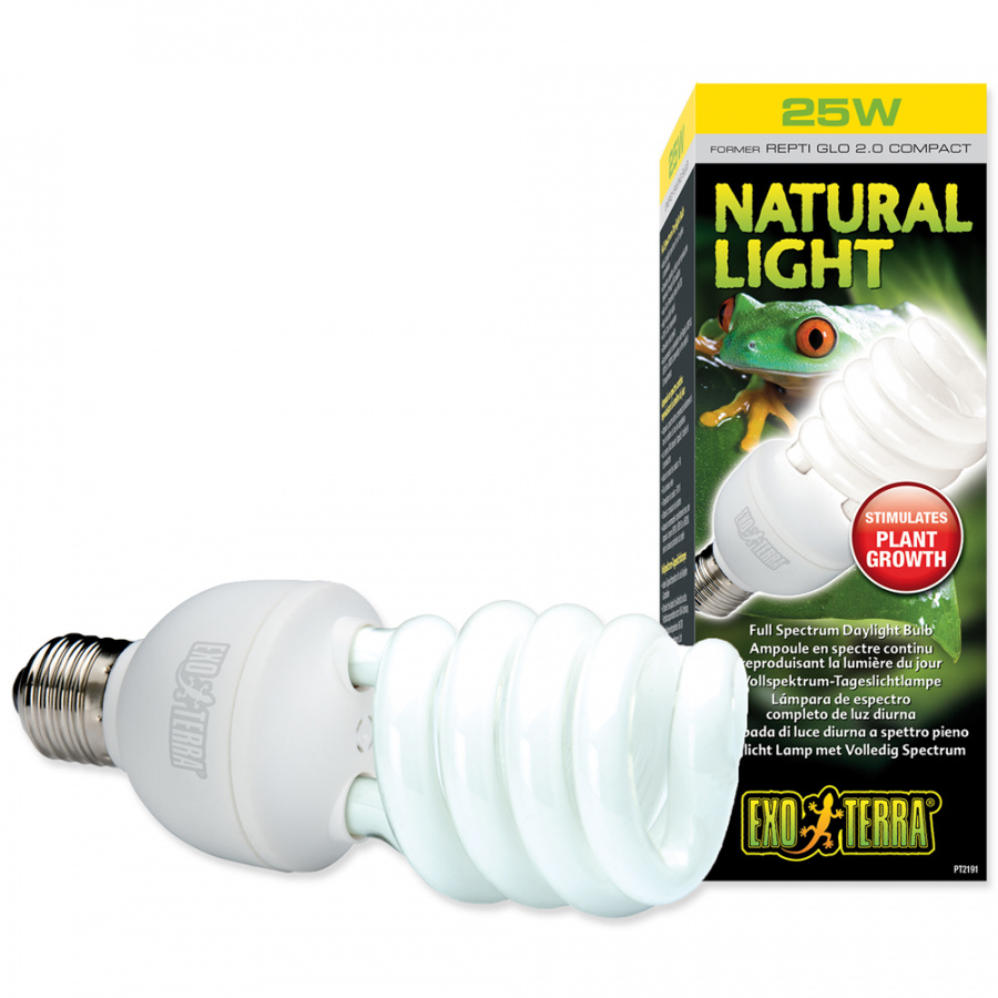 Lampa terārijam - EXO TERRA Natural Light (26W)