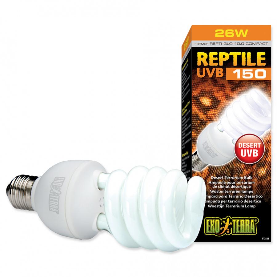 Lampa terārijam - EXO TERRA Reptile UVB150 (26W)