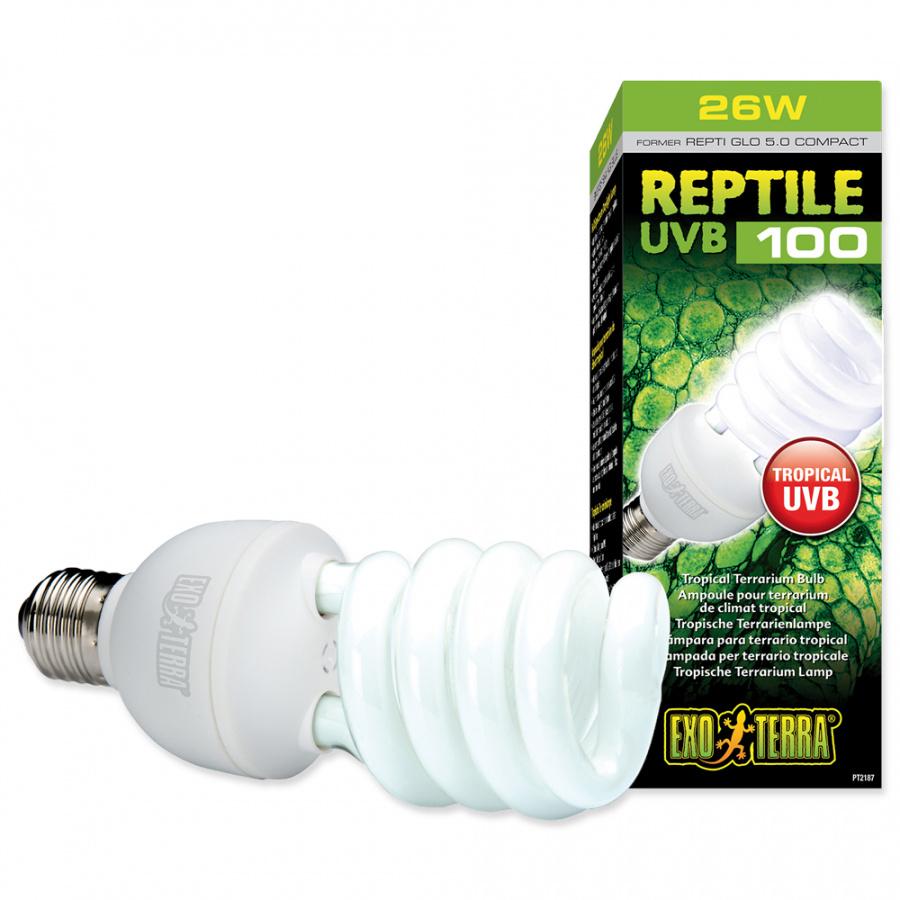 Lampa terārijam - EXO TERRA Reptile UVB100 (25W)