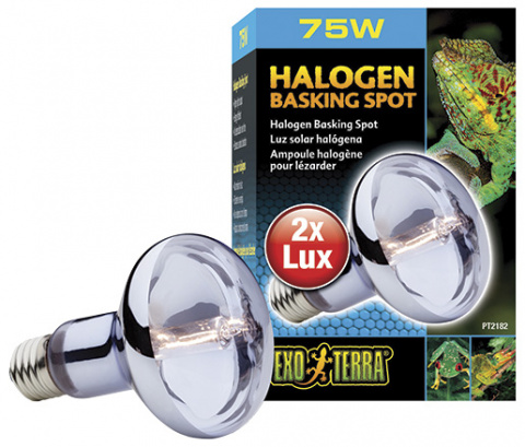 Lampa terārijam - Sun Glo Halogen 75W