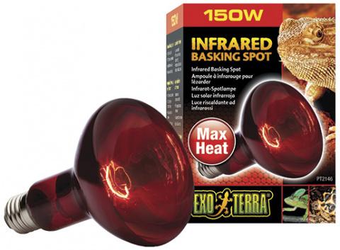 Lampa terārijam - Infrared Heat Glo 150W