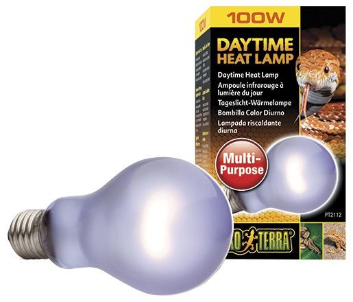 Лампа для террариума - Sun Glo A21 100W