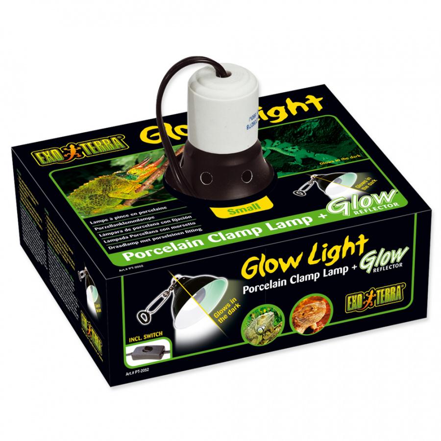 Аксессуары для террариев - ExoTerra Glow Light Small 14cm