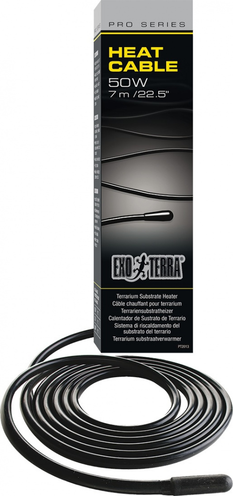 Aksesuari terarijem - Exo Terra Heat Cable 50W, 7 metri title=