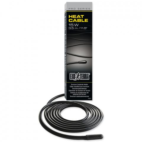 Аксессуары для террариев - Exo Terra Heat Cable 15W, 3 метра