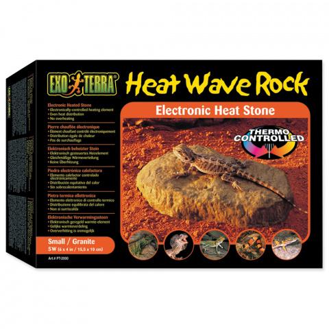 Aksesuārs terārijam - ExoTerra Heat Wave Rock small