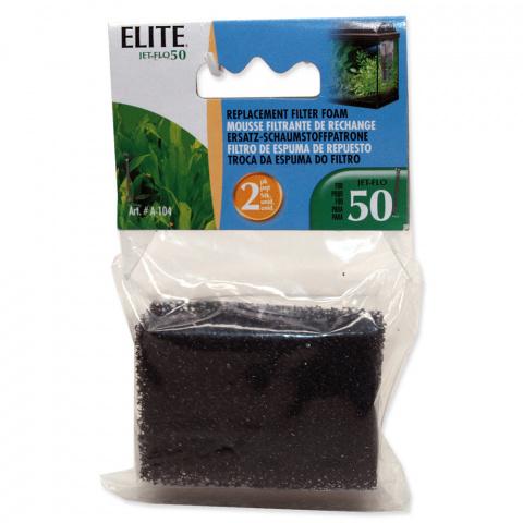 Akvārija filtru pildījums - Foam for Elite Jet Flo 50