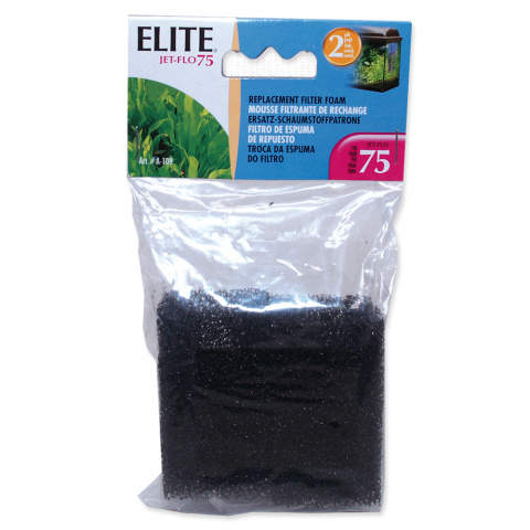 Наполнитель аквариумного фильтра - Foam for Elite Jet Flo 75