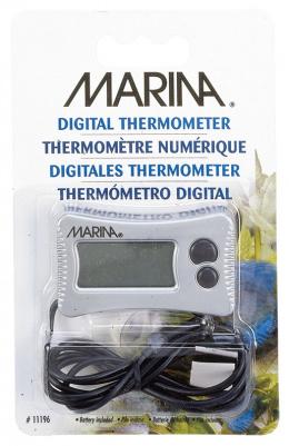 Digitālais termometrs akvārijam - Digital Thermometer Hagen