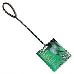 Aksesuārs akvārijam - Easy Catch Net (melna) 7,5*25cm