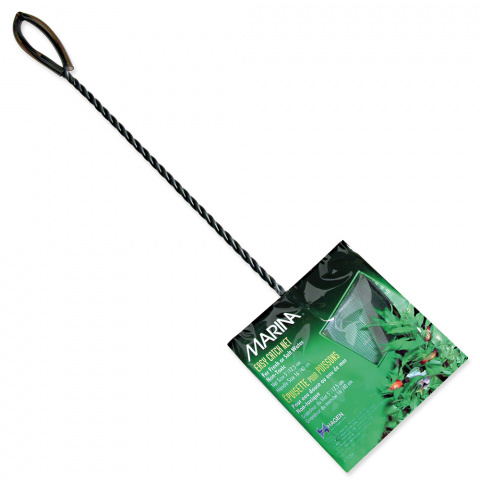 Сачок для рыб - Easy Catch Net (черный) 12*40 см title=