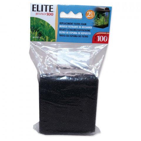 Akvārija filtru pildījums - Foam for Elite Jet Flo 100