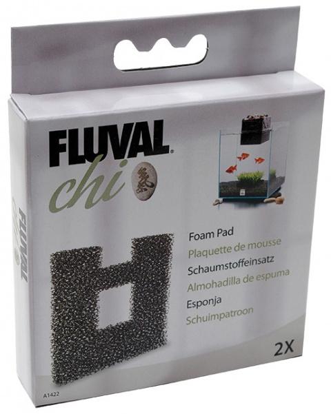 Akvārija filtru pildījums - Foam for Fluval Chi (2gab)