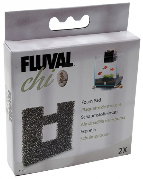 Наполнитель аквариумного фильтра - Foam for Fluval Chi (2шт) title=