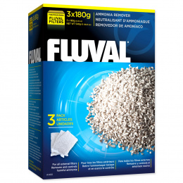 Akvārija filtru pildījums - Fluval Ammonia Remover 540g